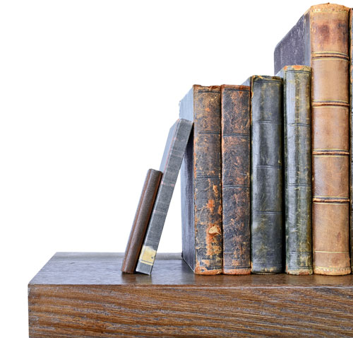 About TaleBlade - Bookshelf