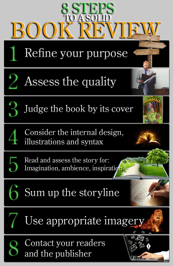 8 Steps to a Solid Book Review