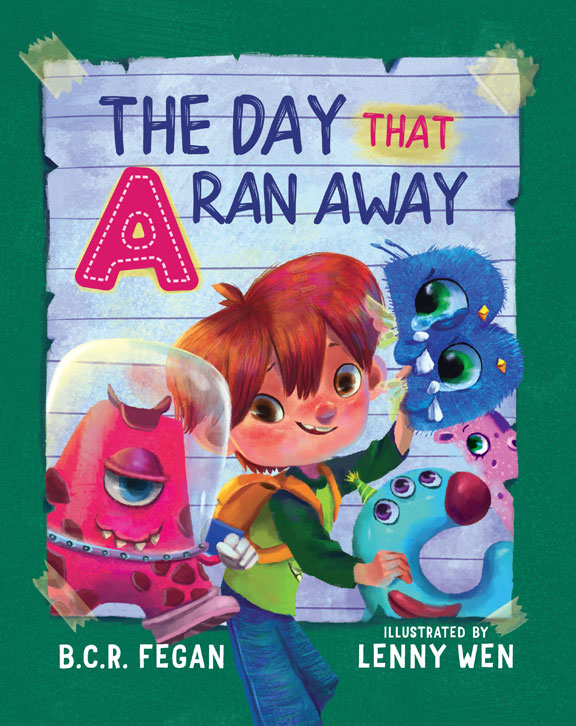 The Day That A Ran Away Cover