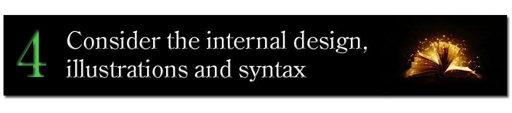 Consider the internal design