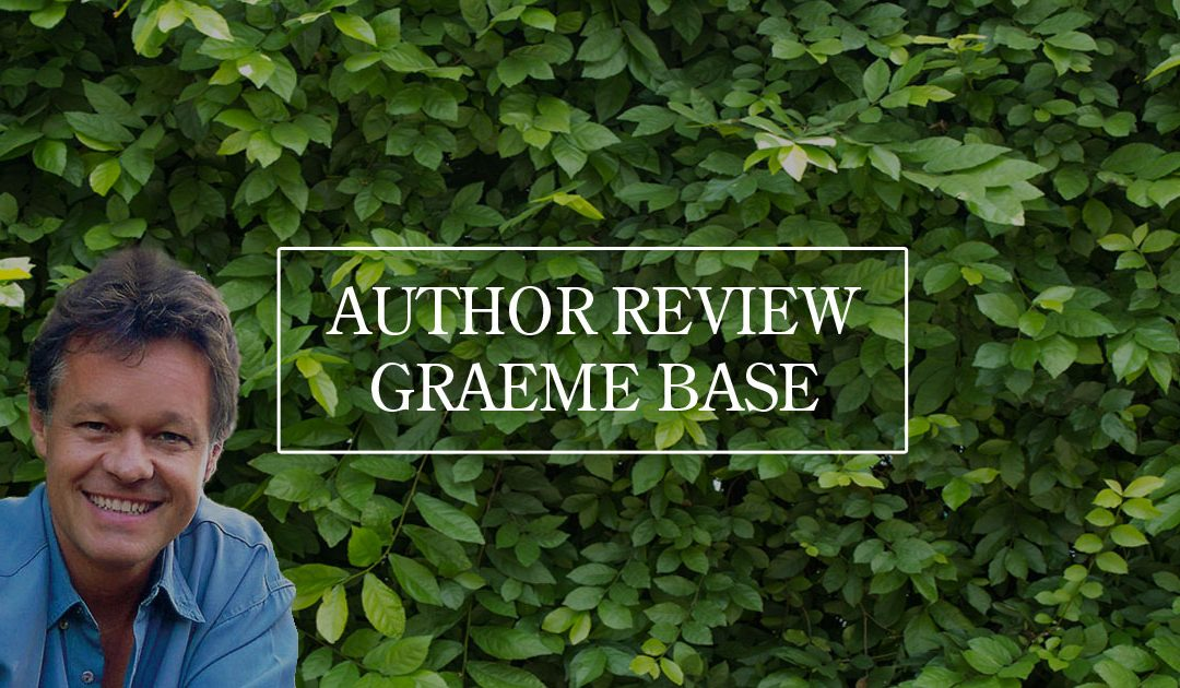 Author Review Graeme Base