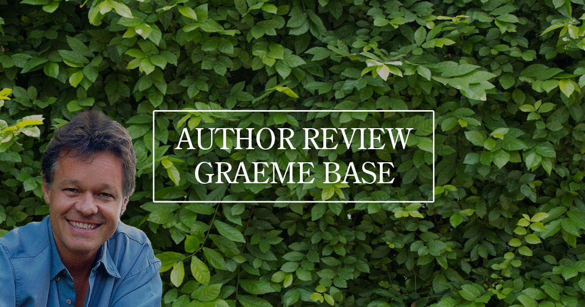 Author Review - Graeme Base