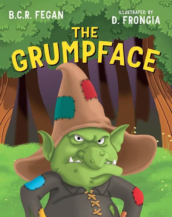TaleBlade Books - The Grumpface