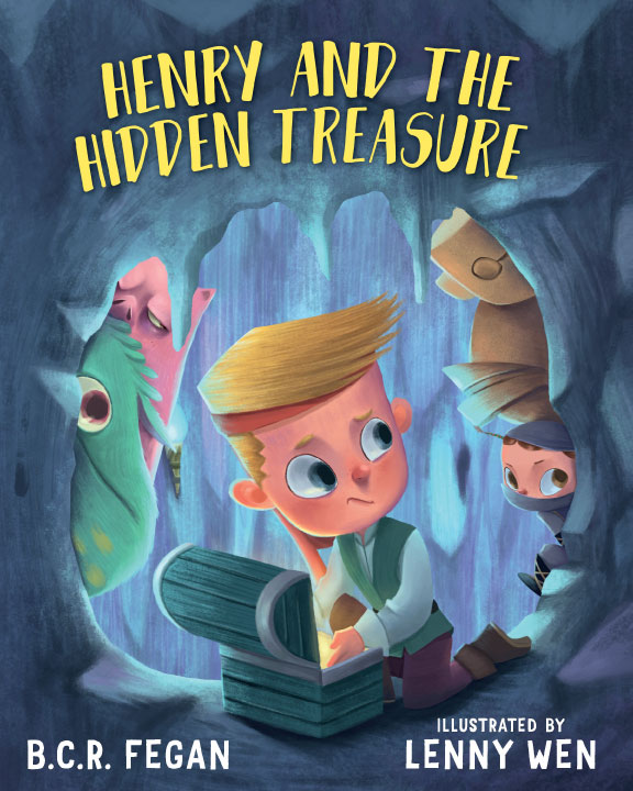 TaleBlade Books - Henry and the Hidden Treasure