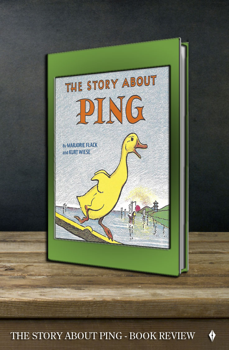 Ping - Book Review
